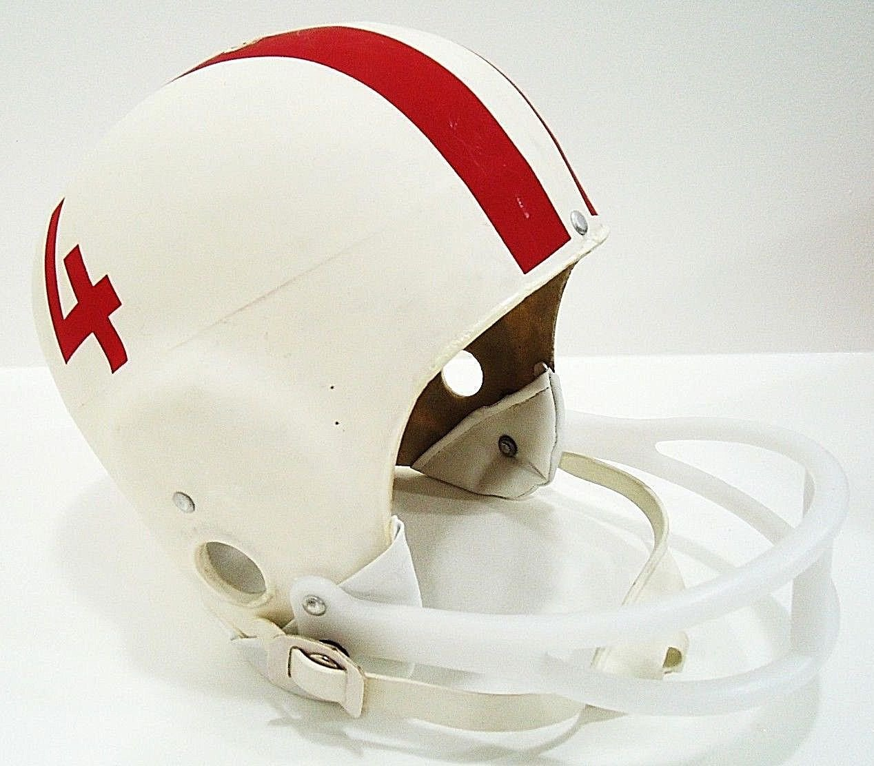 ROBERT FREDERICK - VINTAGE - RETRO - ALABAMA - FOOTBALL - HELMET- NEW - NFL