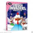 CHICKEN INVADERS - REVENGE OF THE YOLK - PC - GAME - NEW - COMPUTER - CD-ROM