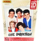 ONE DIRECTION - 9 PCS. - TRADING - CARDS - STICKER - PACK - NEW - SEALED - MUSIC