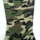 HOME ELEMENTS - CHRISTMAS - HOLIDAY - CAMOUFLAGE - MILITARY - STOCKING - NEW