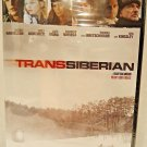 TRANSSIBERIAN - DVD - WOODY HARRELSON - BEN KINGSLEY - NEW - THRILLER - MOVIE