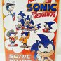 ADVENTURES OF SONIC THE HEDGEHOG - SONIC WHO? - DVD - BRAND NEW - CARTOON - SEGA
