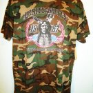 RALPH LAUREN - POLO - RL - LARGE - 1967 - INDIAN - WARRIOR - CAMO - TEE - NEW