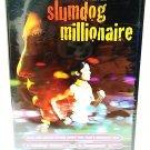 SLUMDOG MILLIONAIRE - DVD - DEV PATEL - DANNY BOYLE - NEW - SEALED - ROMANCE