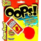 JOKES & GAGS - FAKE - HEINZ - KETCHUP - SPILL - PRANK - GAG - BRAND NEW - JOKE