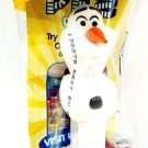 PEZ - FROZEN - COLLECTIBLE - MOVIE - OLAF - CANDY - DISPENSER - NEW - SEALED