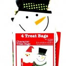 THE COOKIE EXCHANGE - 4 PCS. - CHRISTMAS - COOKIE - TREAT - BAGS - BRAND NEW