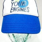 GYMBOREE - BOYS - START YOUR ENGINES - BASEBALL - CAP - KIDS - NEW - SMALL - HAT
