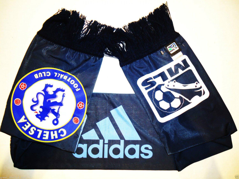 ADIDAS - CHELSEA - CLUB - MLS - 2012 - ALL STARS - TEAM - SCARF - NEW - SOCCER