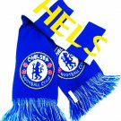 CHELSEA - FOOTBALL - CLUB - TEAM - SCARF - NEW - SOCCER - CHAMPIONS - LEAGUE
