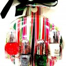 4 PCS. - NAIL - POLISH - GIFT - SET - CHRISTMAS - STOCKING - STUFFER - BRAND NEW