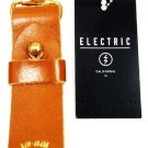 ELECTRIC - HAND MADE - REPOP - MFG - LEATHER - HANK - KEY CHAIN - FOB - NEW