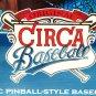 FRONT PORCH CLASSICS - CIRCA - BASEBALL - VINTAGE - WOOD - PINBALL - GAME - NEW