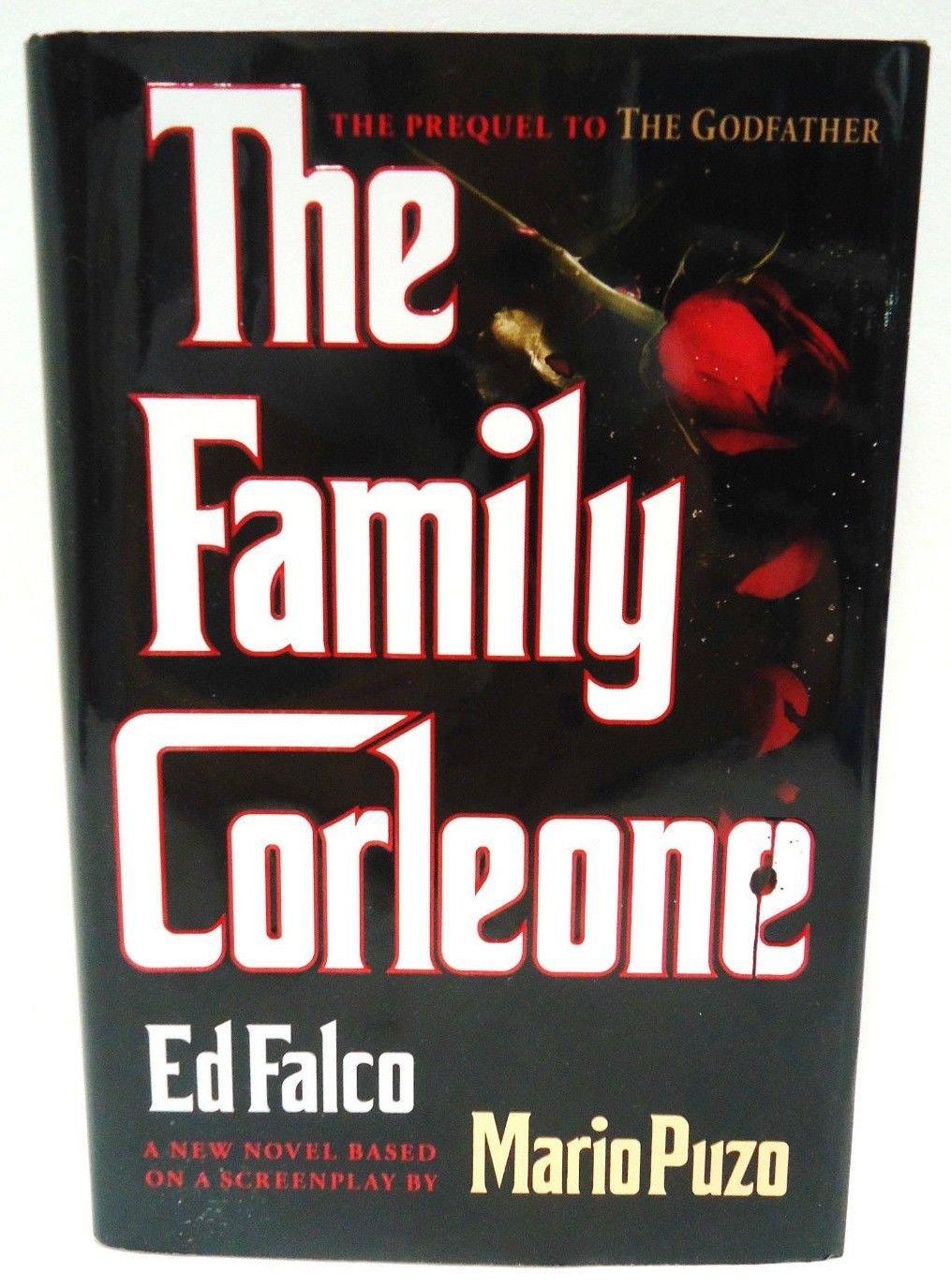 THE FAMILY CORLEONE - THE GODFATHER - PREQUEL - MARIO PUZO - BRAND NEW - BOOK
