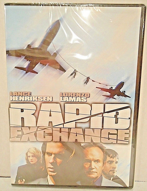 RAPID EXCHANGE - DVD - LANCE HENRIKSEN - BRAND NEW - ACTION - THRILLER - MOVIE