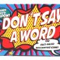 PROFESSOR PUZZLE - DON'T SAY A WORD - MIME - CARD - DICE - TIMER - GAME - NEW