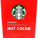 STARBUCKS - HOLIDAY - PEPPERMINT - HOT - COCOA - MIX - NEW - SEALED - 1 Oz. PACK