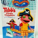 RUBBADUBBERS - TUBB'S PIRATE TREASURE - DVD - NEW - SEALED - NICK JR. - CARTOON