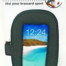 iPHONE 6 - SAMSUNG - GALAXY - SPORT - ARMBAND - CELL PHONE - CASE - NEW - BLACK