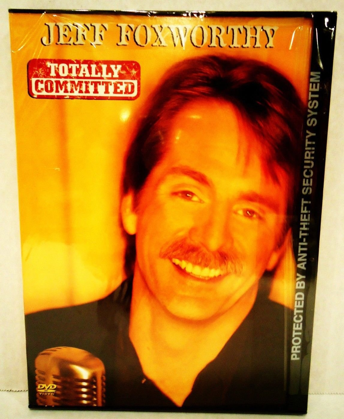 JEFF FOXWORTHY - TOTALLY COMMITTED - DVD - HBO - NEW - SEALED - COMEDY - MOVIE