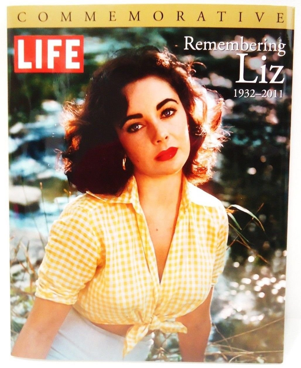 REMEMBERING LIZ - TIME - LIFE - BOOKS - ELIZABETH TAYLOR - NEW - BOOKS - MOVIES