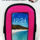 iPHONE 6 - SAMSUNG - S5 - SPORT - ARMBAND - CELL PHONE - CASE - NEW - PINK