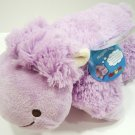 PILLOW PETS - PEE WEES - HUGGABLE HIPPO - STUFFED - PLUSH - ANIMAL - BRAND NEW