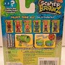 SCATTER BRAINZ - SERIES 1 - 2 DARTS - TARGET - PACK - NEW - NERF - DART - TOYS