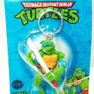 NICKELODEON - TEENAGE MUTANT NINJA TURTLES - LEONARDO - KEY- CHAIN - NEW