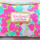 ESTEE LAUDER - LILLY PULITZER - FLORAL - 8 PC. SET - COSMETIC - BAG - BRAND NEW