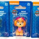 NICKELODEON - PAW PATROL - CARTOON - 6 PACK - MINI - FIGURES - NEW - SEALED