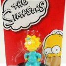THE SIMPSONS - OFFICIAL - COLLECTIBLE - FIGURINE - NEW - CARTOON - MAGGIE - TOY