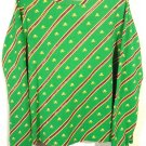 RALPH LAUREN - POLO - GIRL'S - GREEN - CROSSBONES - RUGBY - SHIRT - XL - NEW