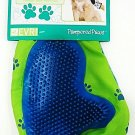 PAMPERED PAWS - DOG - GROOMING - BATHING - FUR - REMOVAL - GLOVE - NEW - PETS