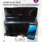 ANDROID - CHARGE & SYNC - BLACK - CELL PHONE - DOCK - STATION - NEW - LG - HTC