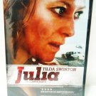 JULIA - DVD - TILDA SWINTON - BRAND NEW - SEALED - DRAMA - THRILLER - MOVIE