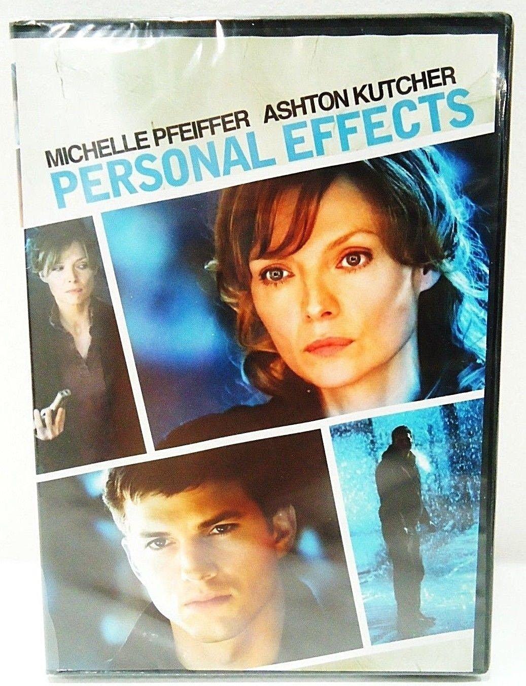 PERSONAL EFFECTS - DVD - ASHTON KUTCHER - BRAND NEW - SEALED - THRILLER - MOVIE