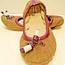 CALVIN KLEIN - CK - FASHION - SWEATER - SLIPPERS - FLATS - SHOES - NEW - XL