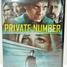 PRIVATE NUMBER - DVD - TOM SIZEMORE - BRAND NEW - HORROR - THRILLER - MOVIE