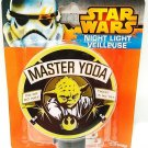 DISNEY - STAR WARS - EMPIRE STRIKES BACK - MASTER - YODA - NIGHT LIGHT - NEW