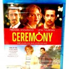 CEREMONY - BLU-RAY - DVD - UMA THURMAN - MICHAEL ANGARANO - NEW - COMEDY - MOVIE