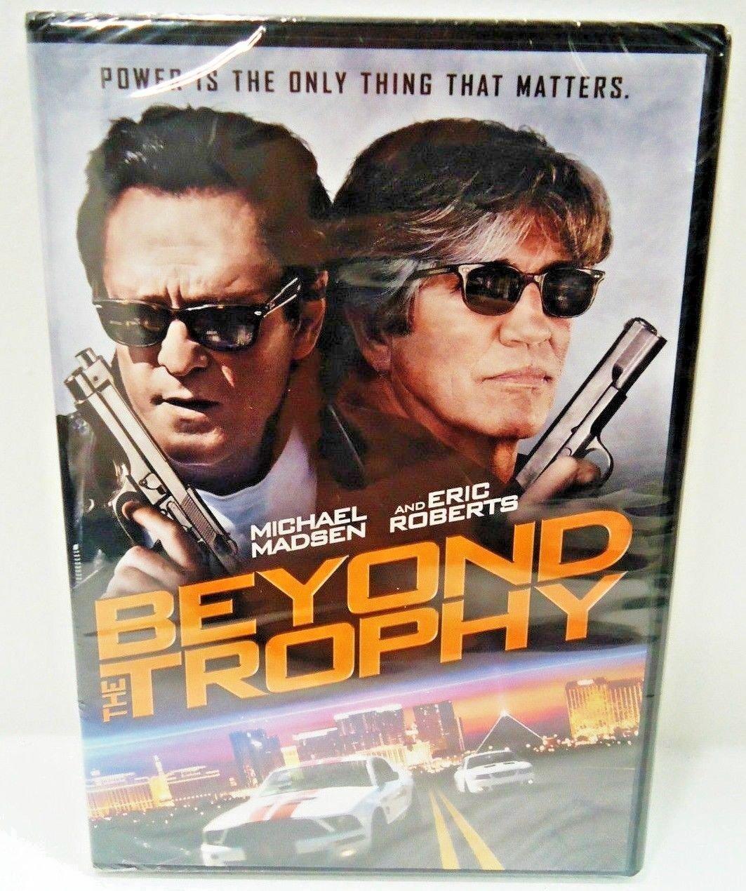 BEYOND THE TROPHY - DVD - MICHAEL MADSEN - BRAND NEW - CRIME - THRILLER - MOVIE