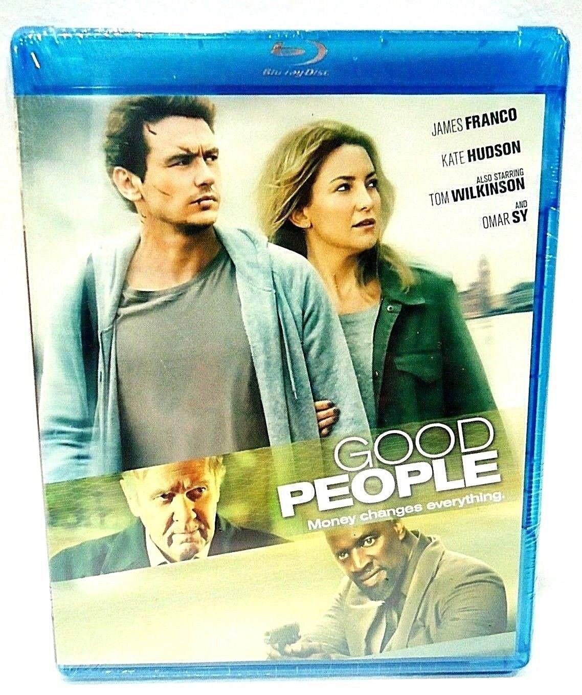 GOOD PEOPLE - BLU-RAY - DVD - JAMES FRANCO - KATE HUDSON - NEW - ACTION - MOVIE