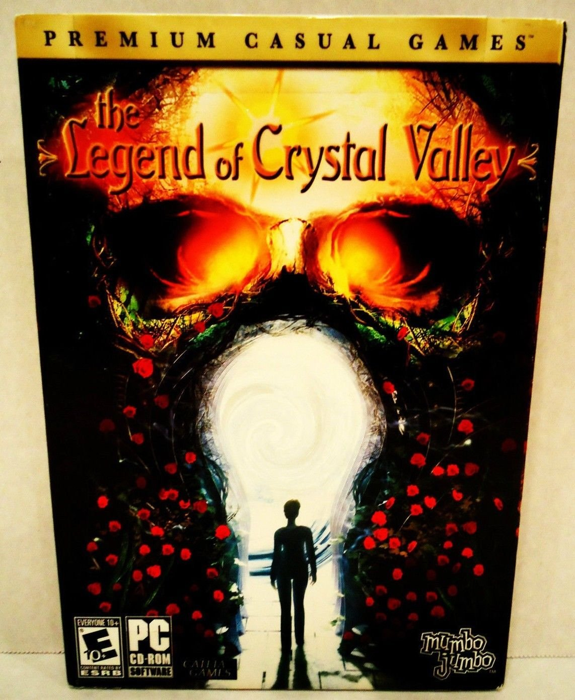 THE LEGEND OF CRYSTAL VALLEY - PC - COMPUTER - VIDEO - GAMES - NEW - SEALED