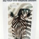iPHONE - 5 - 3D - LENTICULAR - ZEBRA - CELL PHONE - HARD - CASE - BRAND NEW