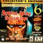 BRINK OF CONSCIOUSNESS - DORIAN GRAY - SYNDROME - 6 PACK - NEW - PC - DVD - GAME