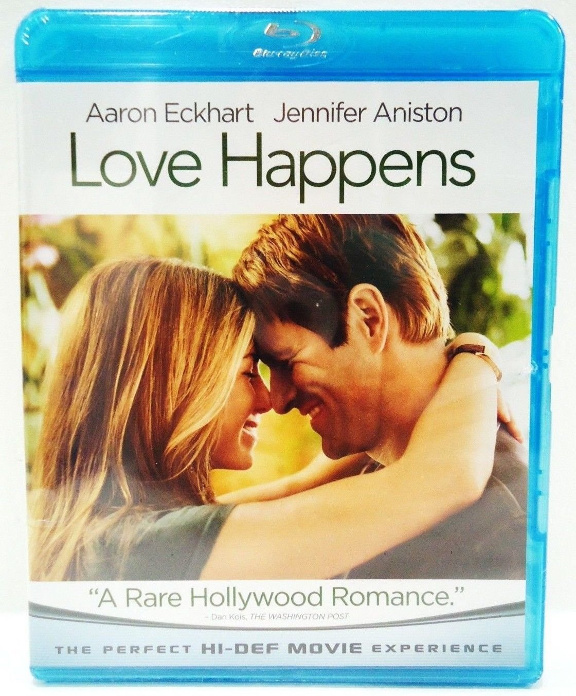 LOVE HAPPENS - BLU-RAY - DVD - JENNIFER ANISTON - BRAND NEW - ROMANTIC - MOVIE