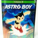 ASTRO BOY - VOLUME 3 - DVD - VINTAGE - COMIC - CARTOON - NEW - JAPANESE - ANIME