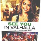 SEE YOU IN VALHALLA - DVD - JAKE McDORMAN - BRAND NEW - FAMILY - DRAMA - MOVIE