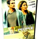 GOOD PEOPLE - DVD - JAMES FRANCO - KATE HUDSON - NEW - CRIME - THRILLER - MOVIE